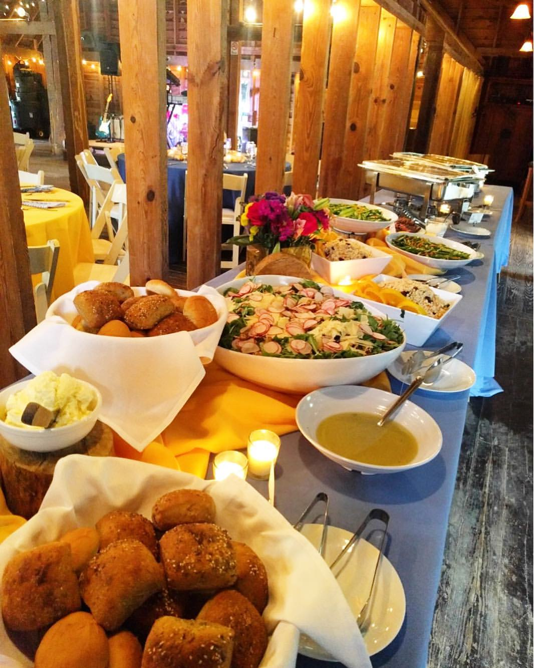 Wedding Buffet By 67 Biltmore Downtown Eatery And Catering